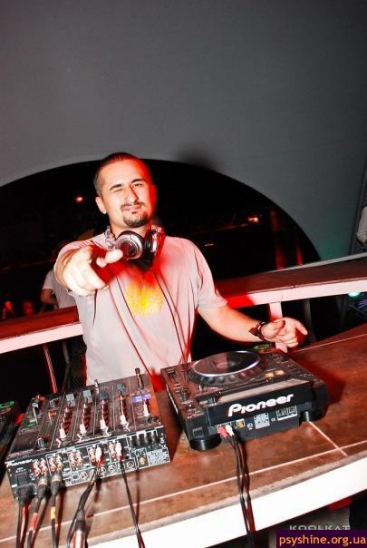 Dj Divex @ Kazantip 2010