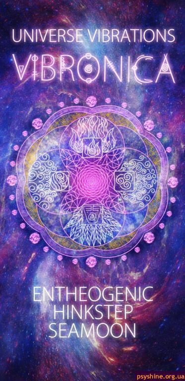 Universe Vibrations. Vibronica 2015.