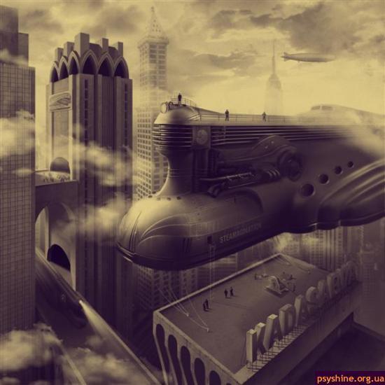 Kadasarva - Steamagination
