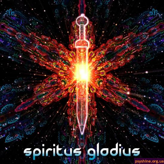 Various Artists — Spiritus Gladius 2011/front