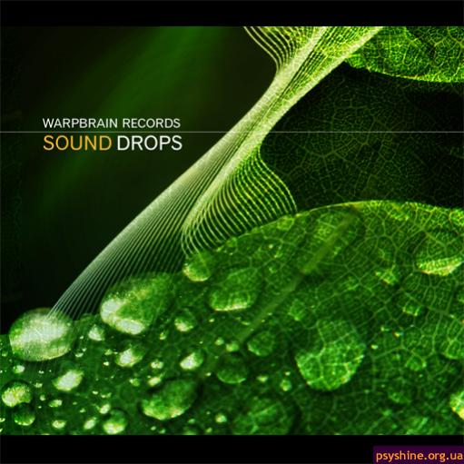 "VA ""Sound Drops"" (Warp Brain Records, 2010)"