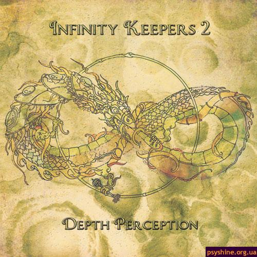 V/A INFINITY KEEPERS 2: depth perception